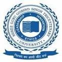 Shree Guru Gobind Singh Tricentenary University - SGGSTU