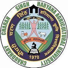 Choudary Charan Singh Haryana Agricultural Univeersity - CCSHAU