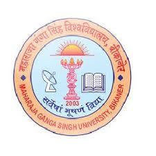Maharaja Ganga Singh University - MGSU