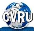 Dr C. V. Raman University - CVRU