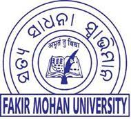 Fakir Mohan University PG and M.Phil Admission 2020 - Courses, Selection Process and How to Apply