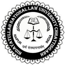 Hidayatullah National Law University - HNLU